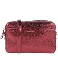Pomikaki Cross-body Bag - Red