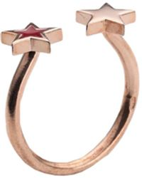 First People First - Bague - Lyst