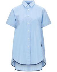Alberto Biani Camisa - Azul