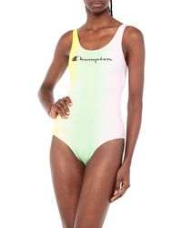 Champion One-piece Swimsuit - Green