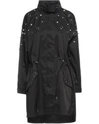 Guess Overcoat - Black