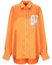 BROGNANO Camicia - Arancione