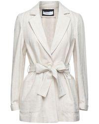 Caractere Suit Jacket - Natural