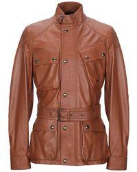 wholesale dealer 3b4d9 c9d61 Giubbotto - Marrone
