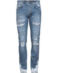 PRPS Denim Trousers - Blue