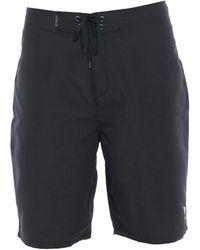 Hurley Pantaloni da mare - Nero