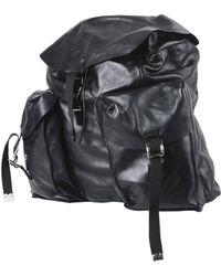 N°21 Backpacks & Fanny Packs - Black