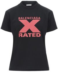 Balenciaga T-shirt - Black