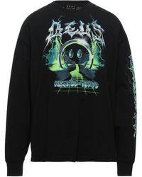 Deus Ex Machina Camiseta - Negro