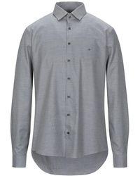 Calvin Klein Hemd - Schwarz
