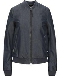 Woolrich Denim Outerwear - Blue