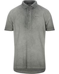 Gazzarrini Polo Shirt - Gray