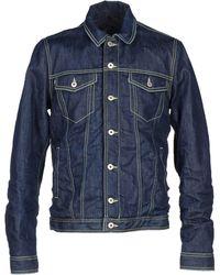 Dondup - Manteau en jean - Lyst