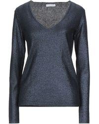 Majestic Filatures Sweater - Blue