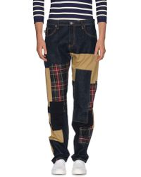 Mostly Heard Rarely Seen - Denim Trousers - Lyst