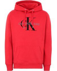 Calvin Klein Sweatshirt - Rot