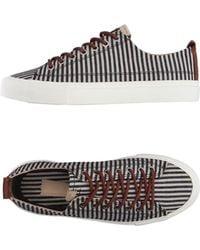 Pointer Low Sneakers & Tennisschuhe - Schwarz