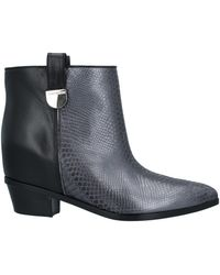 Luciano Padovan Ankle Boots - Multicolour