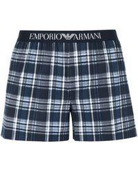 Emporio Armani - Boxer - Lyst