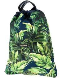 Dolce & Gabbana Backpacks & Fanny Packs - Blue