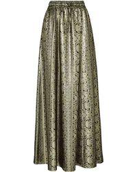 Vanessa Seward Long Skirt - Green