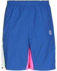 Vetements Shorts & Bermuda Shorts - Blue