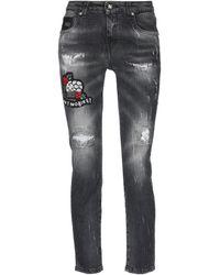 John Richmond Pantaloni jeans - Nero