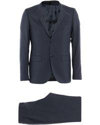 Domenico Tagliente Costume - Bleu