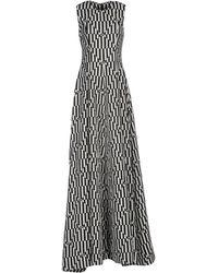 Gareth Pugh - Long Dress - Lyst