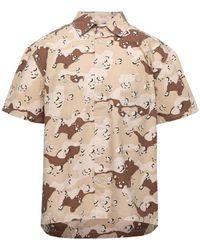 Karlkani Shirt - Natural