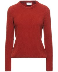 WOOD WOOD Pullover - Rosso