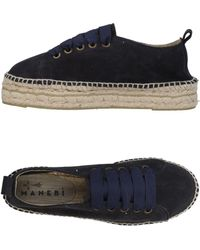 Manebí Sneakers & Tennis shoes basse - Blu