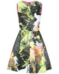 Blugirl Blumarine Short Dress - Green