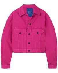 Simon Miller Denim Outerwear - Pink