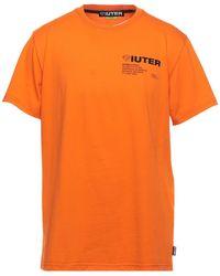 Iuter T-shirt - Orange