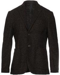 Domenico Tagliente Suit Jacket - Brown