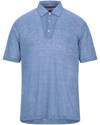 Isaia Polo Shirt - Blue