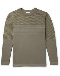 S.N.S. Herning Pullover - Verde