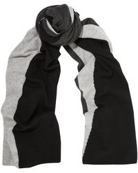 Magaschoni Stole - Grey