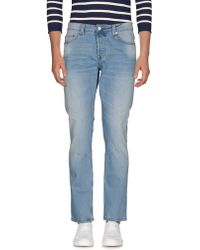 Only & Sons - Denim Trousers - Lyst