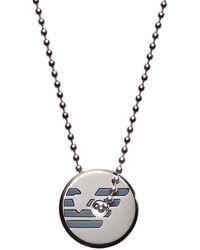 Emporio Armani Halskette - Mettallic