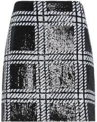 Ted Baker Knee Length Skirt - Black