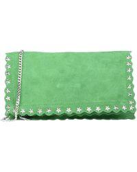 Ab Asia Bellucci Handbag - Green