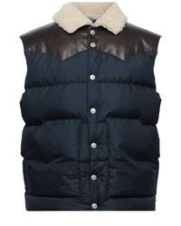 Roy Rogers Down Jacket - Blue