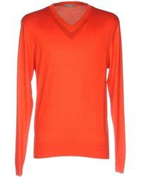 Cruciani Jumper - Orange
