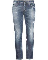 Dolce & Gabbana Denim Pants - Blue