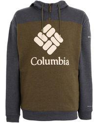 Columbia Felpa - Verde