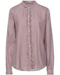 Massimo Alba Shirt - Purple
