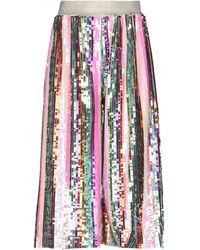 Massimo Rebecchi Cropped Trousers - Multicolour