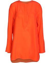 Equipment T-shirt - Orange